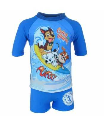 Maillot de bain anti UV Pat...