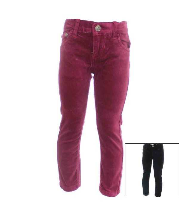 Pantalon fille Tom Jo du 2 au 5 ans