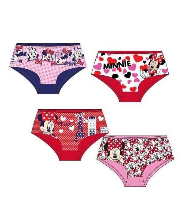 Pack boxer x2 Minnie du 2 au 8 ans Minnie - 1