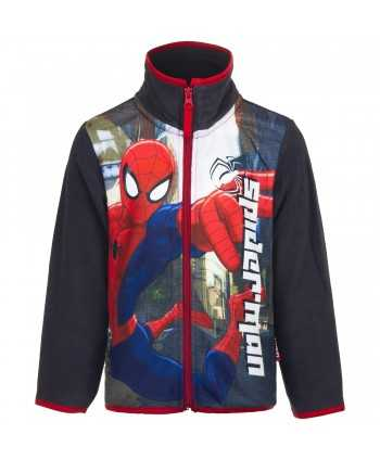 Gilet polaire Spiderman du 3 au 8 ans CARS - 2