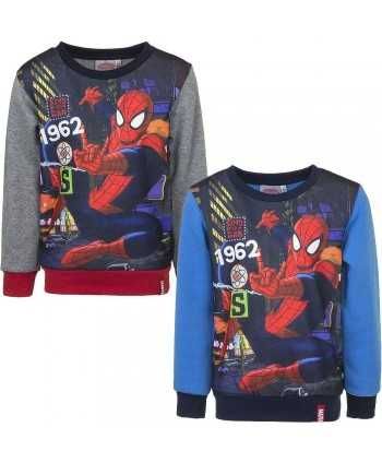 Sweat Spiderman du 3 au 8 ans