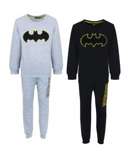 Ensemble jogging Batman du 3 au 8 ans