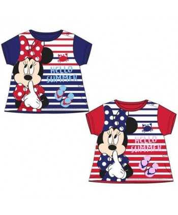 T-shirt bébé Minnie du 6 au...
