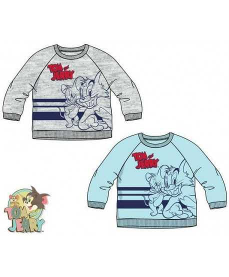 Pullover Tom and Jerry du 6 au 24 mois