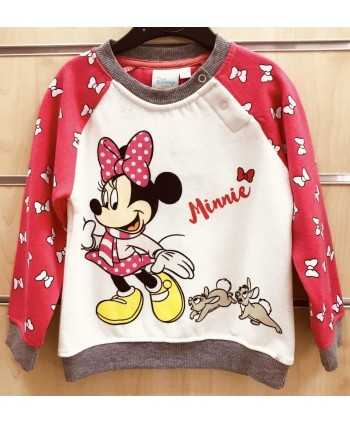Sweat bébé minnie du 6 au...