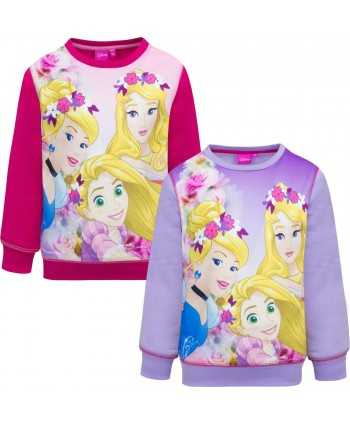 Sweat Princesse du 3 au 6 ans