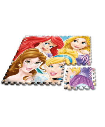 puzzle en mousse Princesses