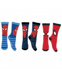 Paire de chaussette Spiderman du 27 au 36 Spiderman - 1