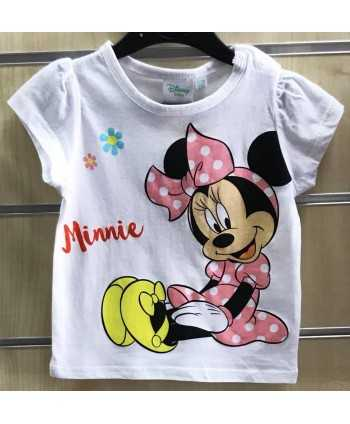 T-shirt bébé Disney Minnie du 6 au 23 mois Minnie - 1