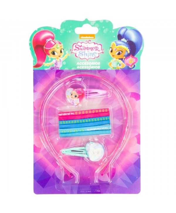 Set cheveux Shimmer and Shine
