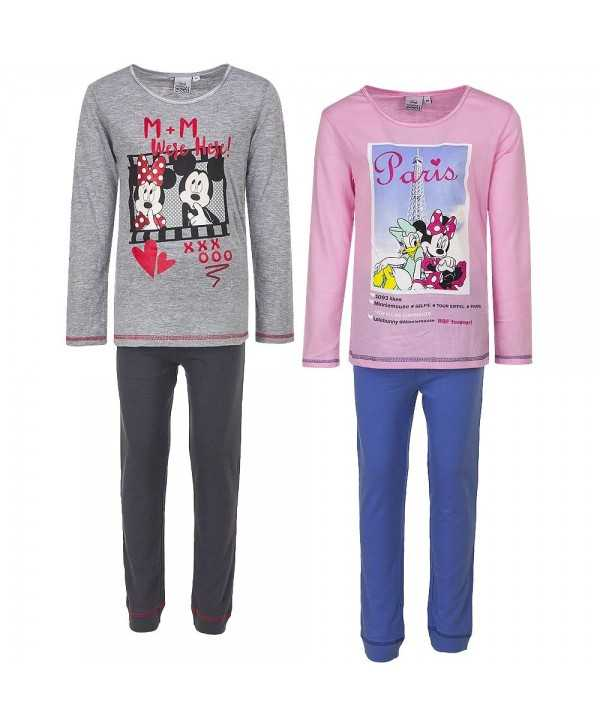 Pyjama long Minnie du 3 au 8 ans