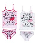 Ensemble débardeur + slip Minnie du 2 au 8 ans Minnie - 1