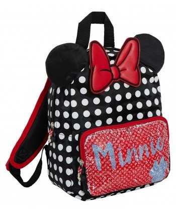 Sac à dos 3D Disney Minnie Minnie - 1