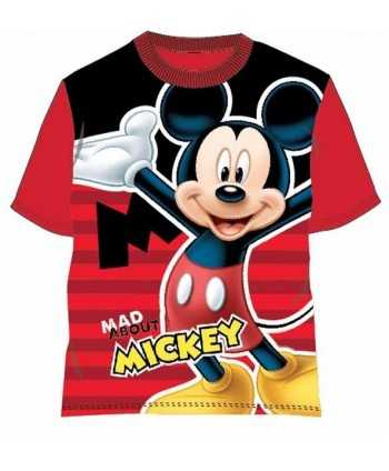 T-shirt manches courtes Mickey du 2 au 6 ans Mickey - 1