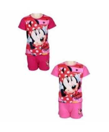 Pyjama court 2 pieces Minnie du 3 au 8 ans Minnie - 1