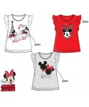 T-shirt Minnie glitter du 3 au 8 ans Minnie - 1