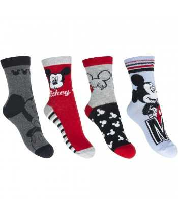 Chaussettes Mickey du 23 au 34 Mickey - 1