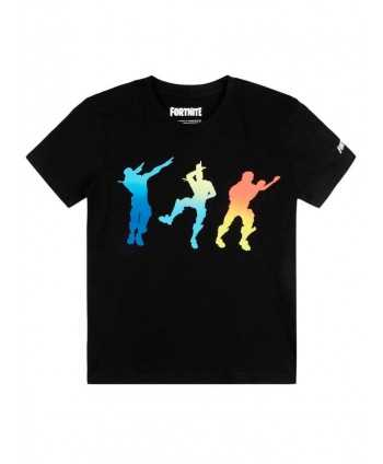 T-shirt manches courtes Fortnite du 10 au 16 ans Fortnite - 1