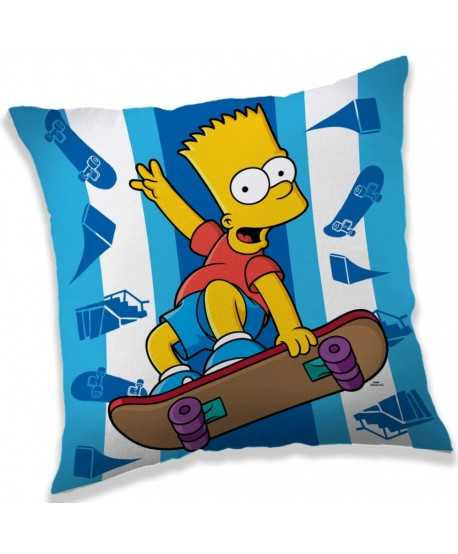 Coussin Bart Simpsons