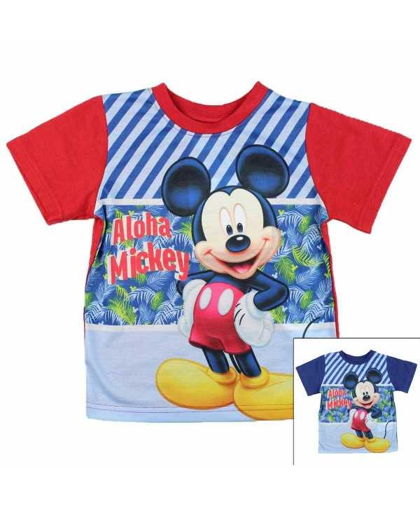T-shirt manches courtes Mickey du 2...