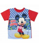 T-shirt manches courtes Mickey du 2 au 8 ans Mickey - 2