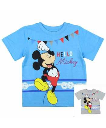 T-shirt manches courtes Mickey du 2 au 8 ans Mickey - 1