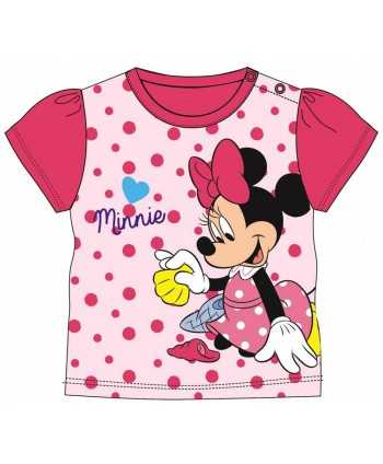 T-shirt Minnie bébé du 2 au 23 mois Minnie - 1