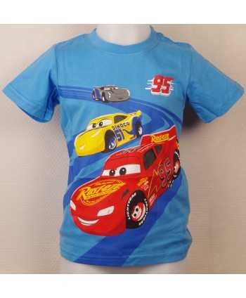 T-shirt Cars bleu du 2 au 7 ans CARS - 1