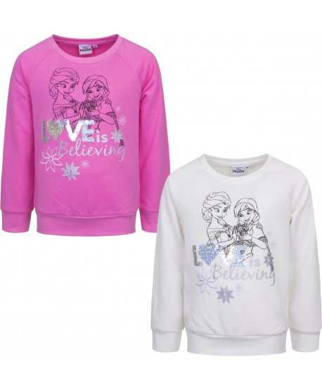 sweat La Reine de neiges du 4 au 8 ans