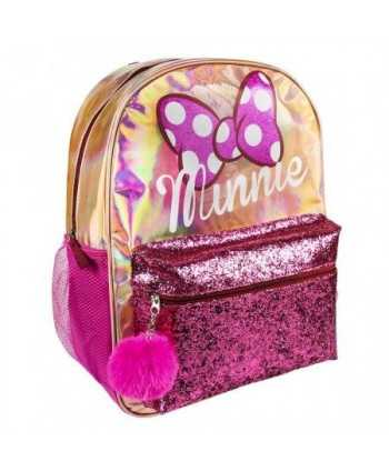 Sac à dos Minnie brillant, paillettes 40 cm Minnie - 1