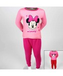 Pyjama polaire Minnie du 2 au 8 ans Minnie - 1