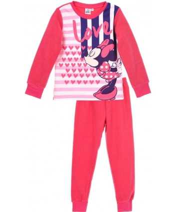 Pyjama Polaire Minnie du 3 au 8 ans Minnie - 2