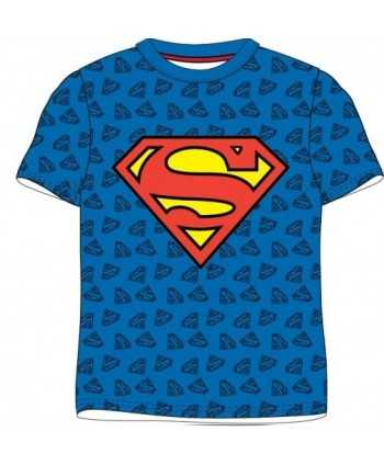 T-Shirt Spiderman bleu du 9 au 14 ans Spiderman - 1