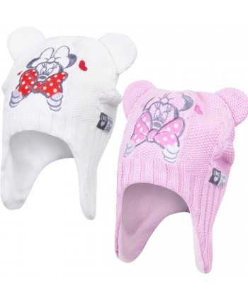 Bonnet Minnie 3D bébé Minnie - 1