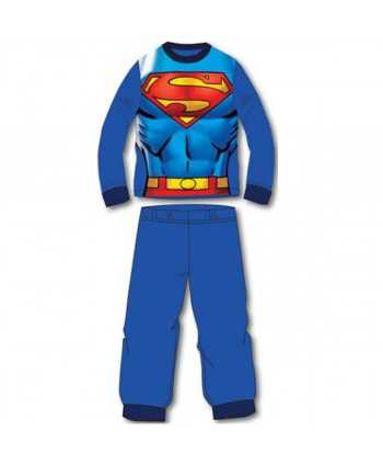 Pyjama long Superman du 3 au 8 ans Superman - 1