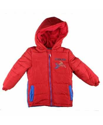 Parka Spiderman du 2 au 8 ans Spiderman - 4