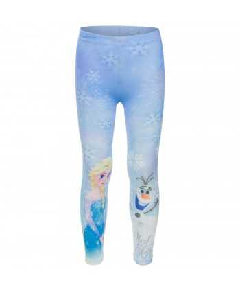Legging la reine des neiges