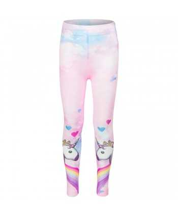 Legging unicorn du 2 au 9 ans