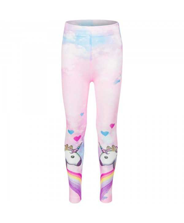 Legging unicorn du 2 au 9 ans  - 1