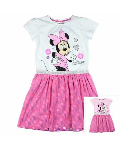 Robe Minnie du 2 au 8 ans