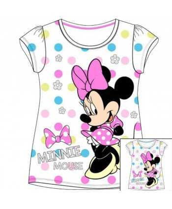 T-shirt manches courtes Minnie du 2 au 8 ans Minnie - 1
