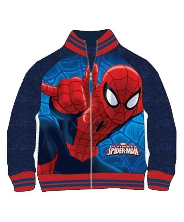 Veste Spiderman du 3 au 8 ans