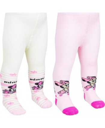 Collants bébé Minnie du 3 au 36 mois Minnie - 1