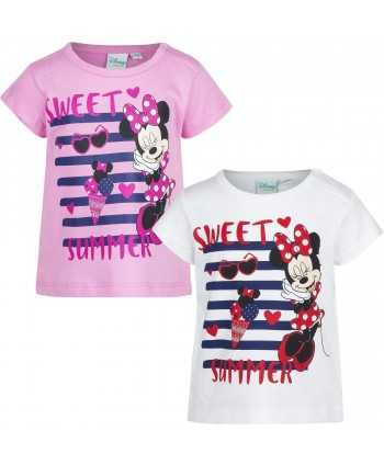 T-shirt Minnie bébé du 6 au...