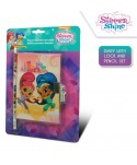 Journal intime Shimmer et Shine  - 1